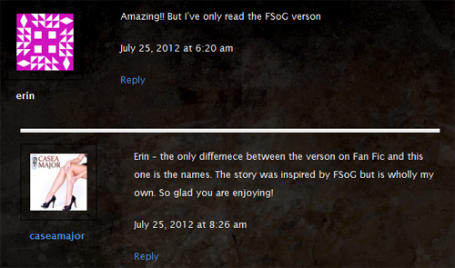 Dating the enemy fanfiction