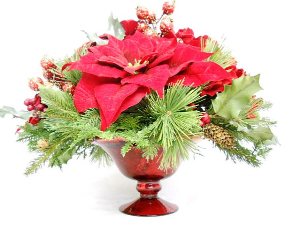 12 days of etsy silk flowers by melrosefields the daily dot for manns the seller behind melrosefields this was a compliment of the highest sort she prides her holiday centerpieces pre decorated christmas trees mightylinksfo