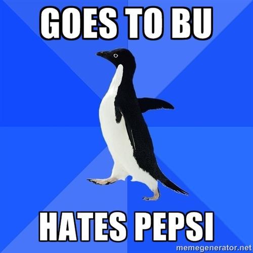 Socially Awkward Penguin macro fail
